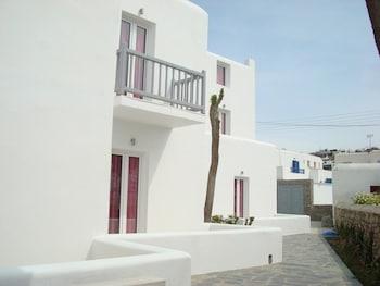 Foto Elena Studios and Suites di Mykonos