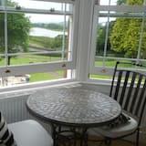Standaard suite, 1 kingsize bed, Uitzicht op de binnenplaats (Room 4) - Eetruimte in kamer