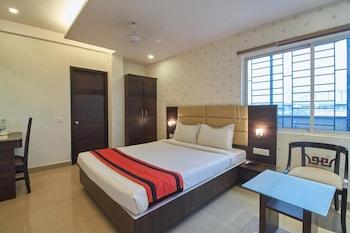 加爾各答克瑞斯特酒店旅館的圖片