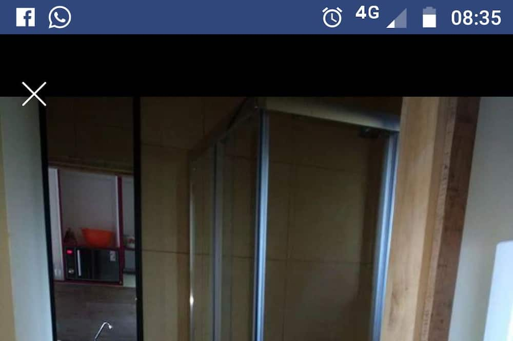 Apartmán, 1 spálňa, nefajčiarska izba, súkromná kúpeľňa - Kúpeľňa