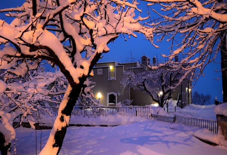 B&B Il Parco, L'Aquila, Facciata hotel (sera/notte)