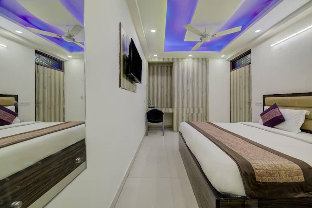 Deluxe tweepersoonskamer, 1 queensize bed, niet-roken - Kamer