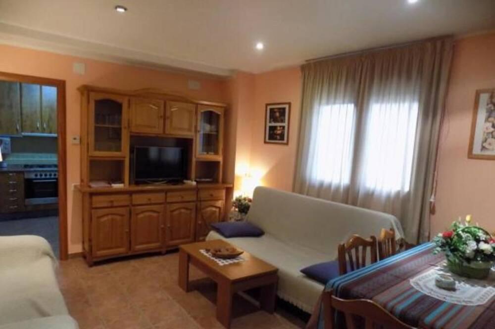 Apartemen, 3 kamar tidur, non-smoking - Area Keluarga