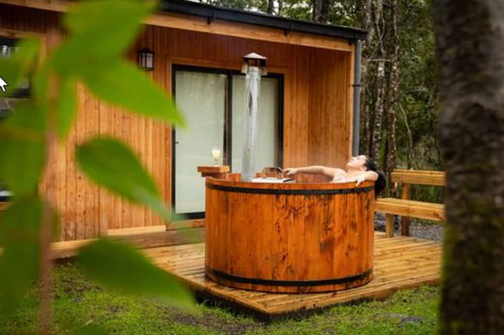 Cabane Supérieure, 2 chambres, non-fumeurs, salle de bains privée - Salle de bain