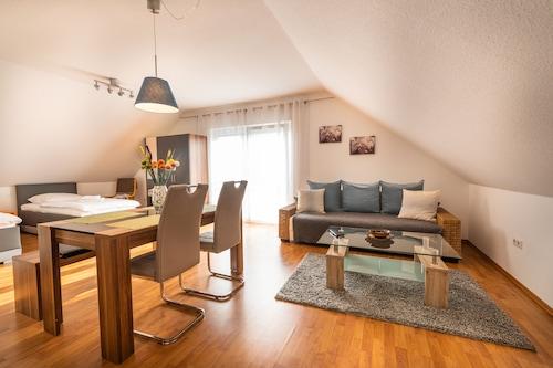 フランクフルト近郊の新しいアパート