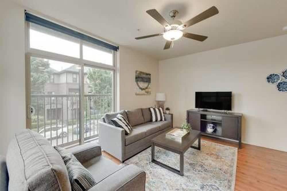 Appartement Classique, 2 chambres, cuisine - Coin séjour