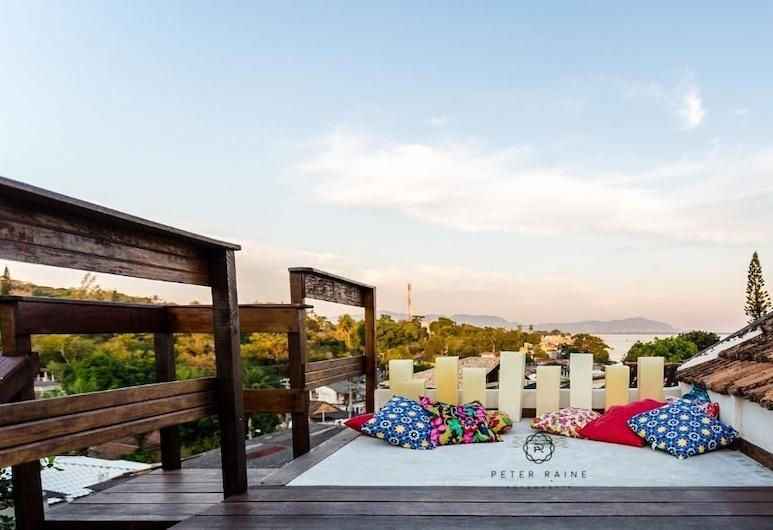 Espaço Rancho Fundo, Rio de Janeiro, מרפסת/פטיו