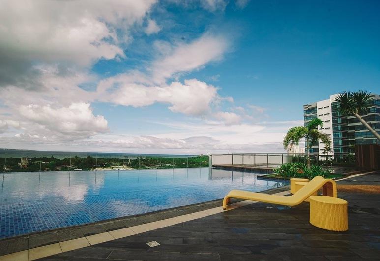 콘도 아파트먼트 인 막탄 뉴타운, Lapu-Lapu, 야외 수영장