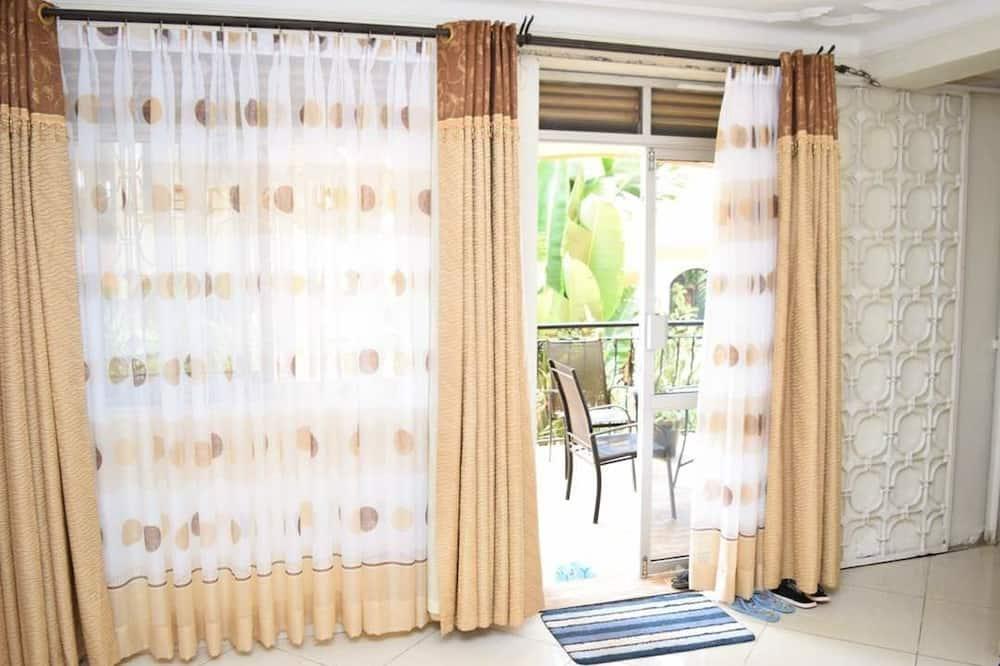 Exclusief appartement, 2 slaapkamers - Balkon