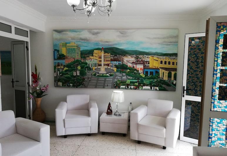 Hostal Casa Confort, Santiago de Cuba, Reception