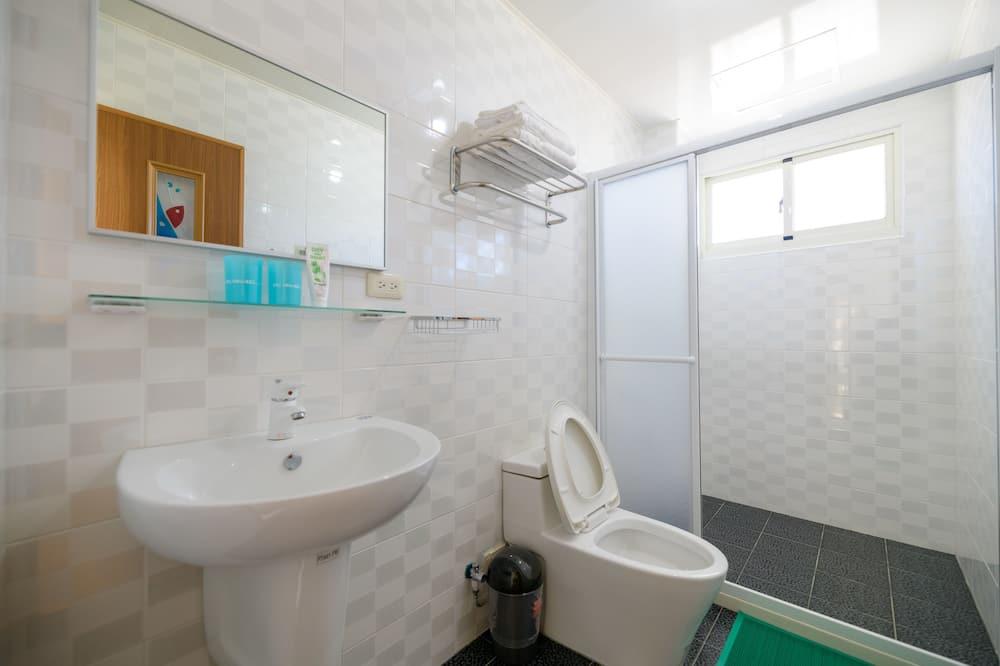Habitación doble Deluxe, 1 cama doble, para no fumadores - Baño