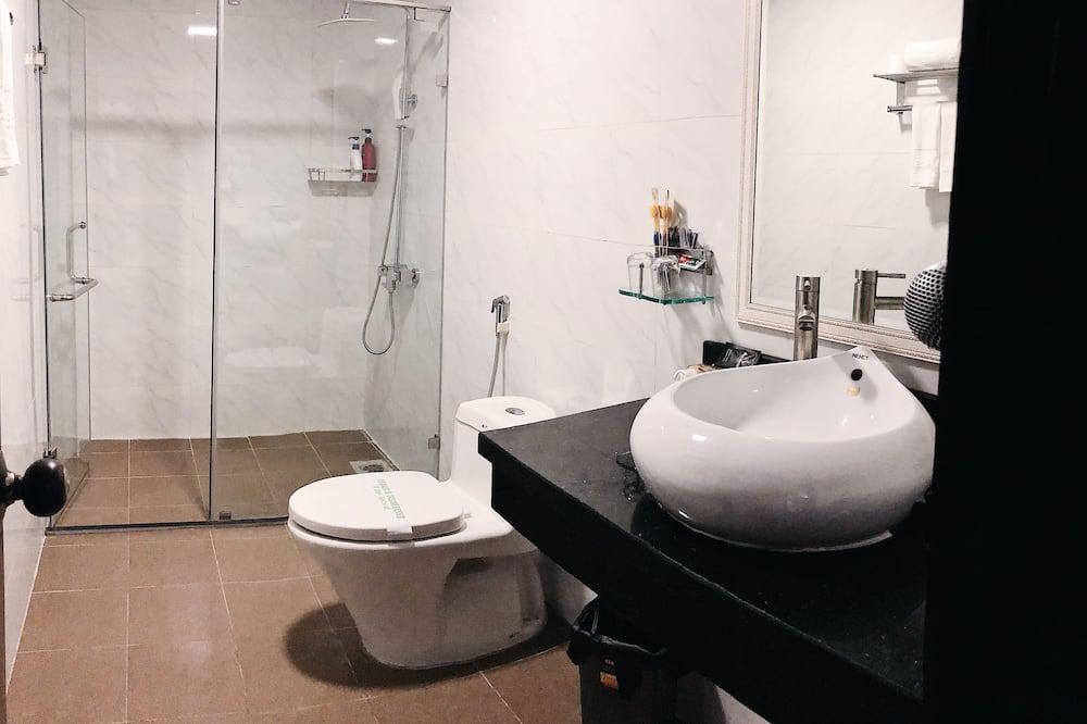Chambre Deluxe, balcon, vue ville - Salle de bain