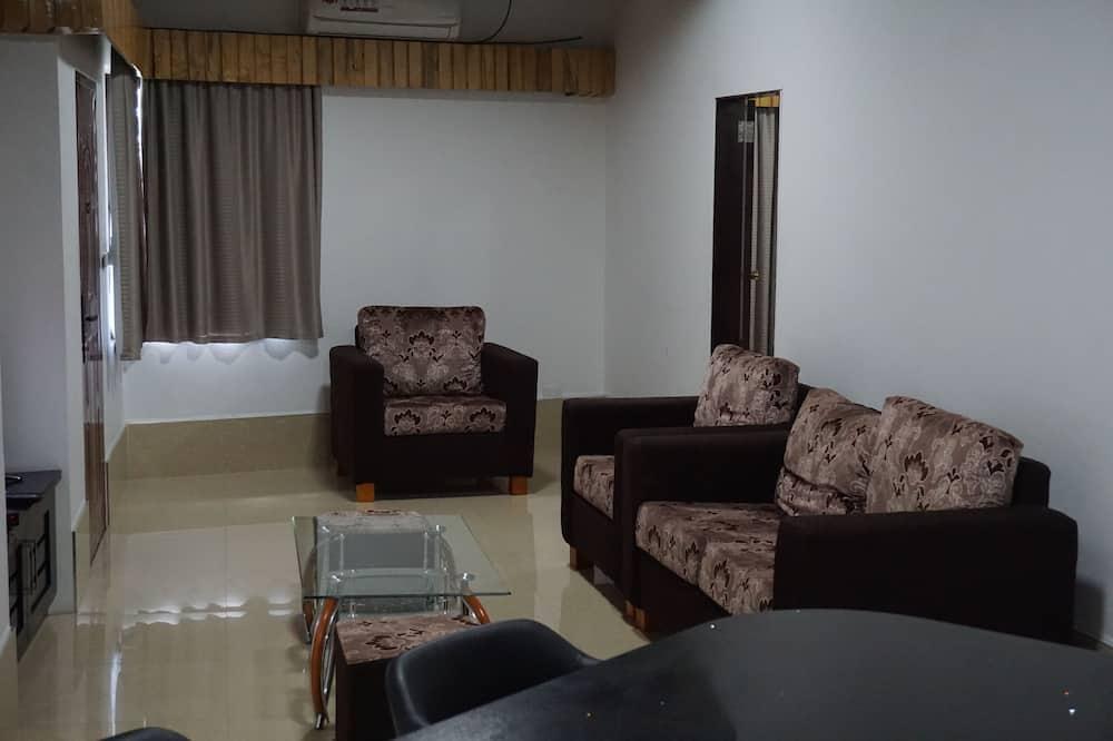 Nhà, 1 phòng ngủ (HHK-19-1 ) - Khu phòng khách