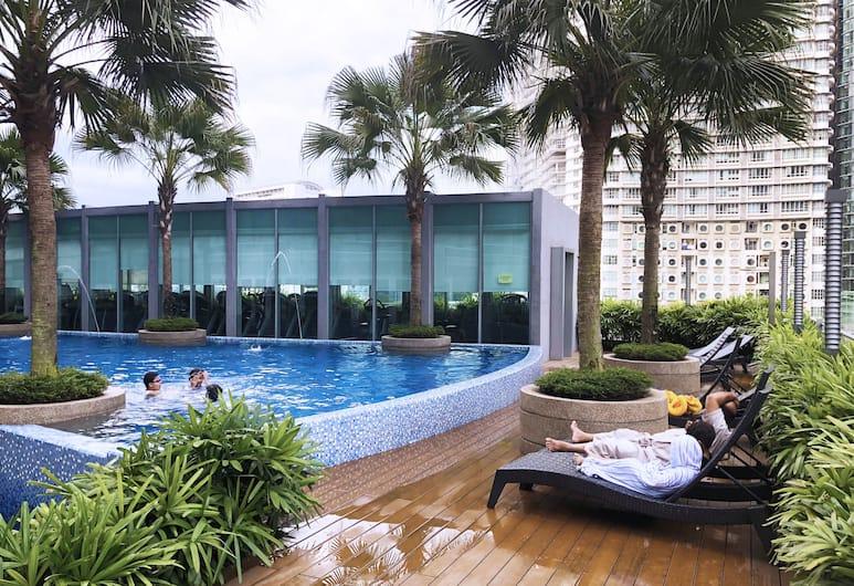 Vortex Suites KLCC by Tidea Home, Kuala Lumpur, Kolam Renang Luar Ruangan
