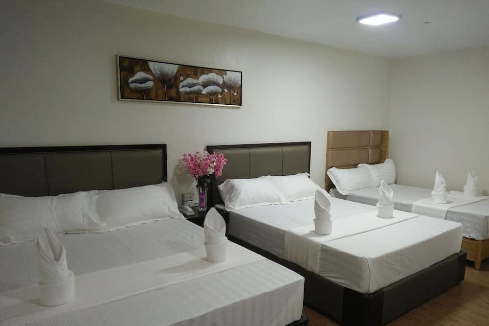Perhehuone (VIP) - Vierashuone