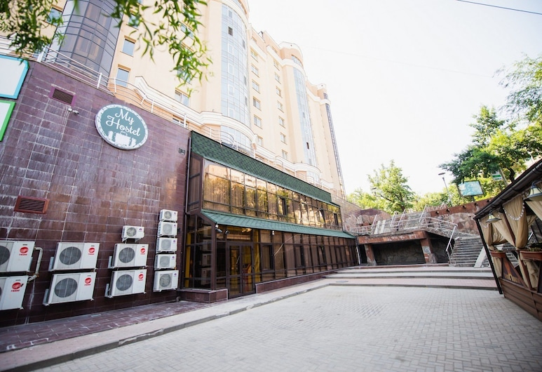 My Hostel Almaty, Almaty, Hotel Front