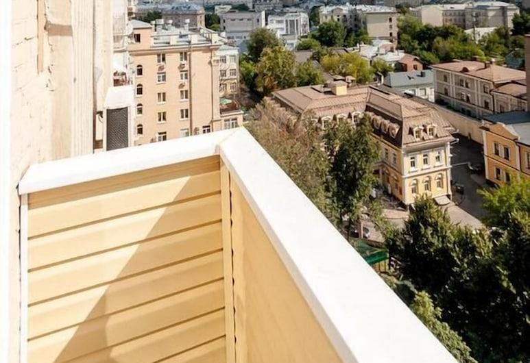 Apartment Nice Novinskiy Bulvar, Moskwa, Apartament, balkon, Balkon