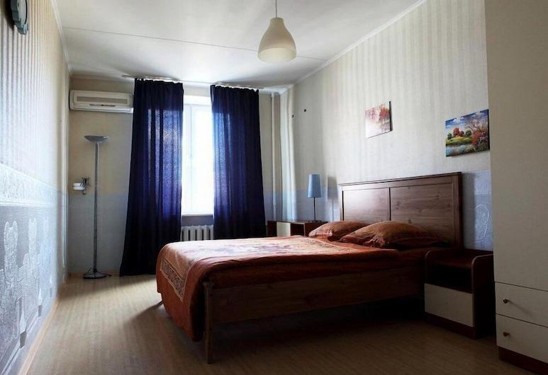 Apartment Nice Presnenskiy Val, Moscow, Huoneisto, Useita sänkyjä, Tupakointi kielletty, Huone