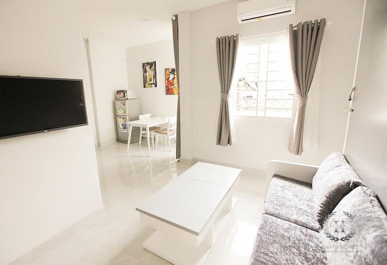 Happy Homes 95 Le Thi Rieng, Ho Chi Minh City, Standard Studio, Living Area