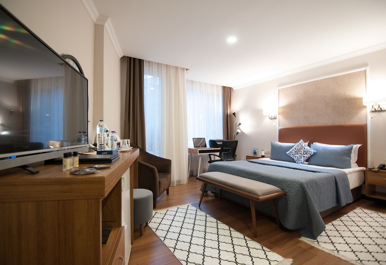 Nomade Hotel Exclusive, Istanbul, Superior-Doppelzimmer, Zimmer
