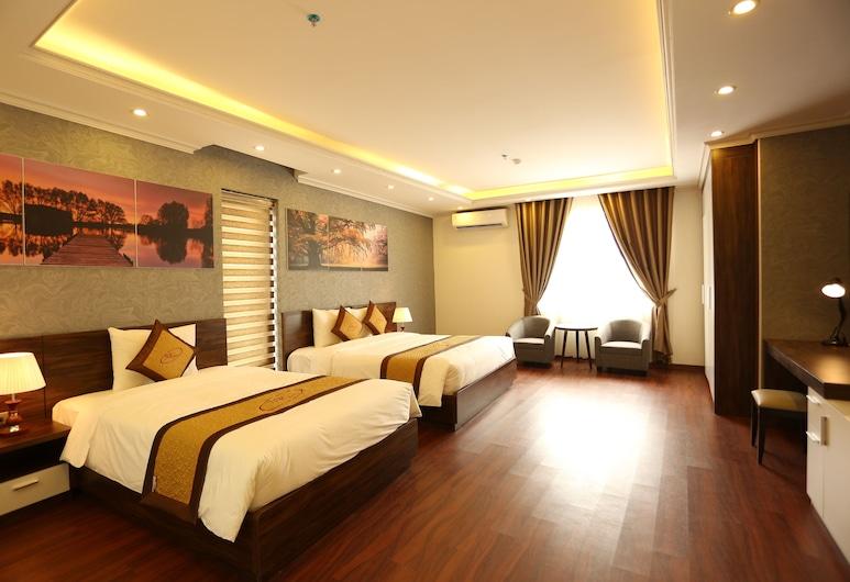 Khách sạn Nasa International, Bắc Ninh, Phòng đôi Deluxe, Phòng