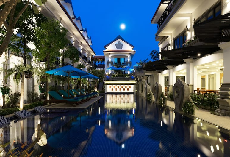Khmer Mansion Residence, Siem Reap, Pool
