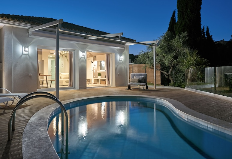 Chris & Jo Villas - Κοντά στο λιμάνι Ζακύνθου, Ζάκυνθος, Βίλα, 2 Υπνοδωμάτια (Chris), Δωμάτιο