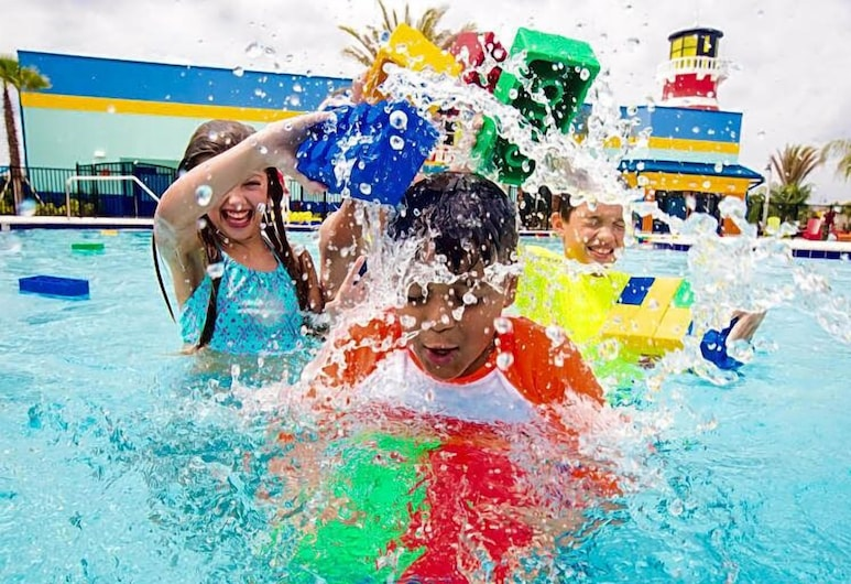 Legoland Beach Retreat, Winter Haven, Baseinas