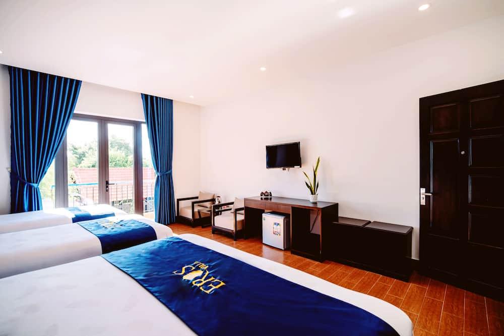 Deluxe Double or Twin Room, Balcony - Balkoni