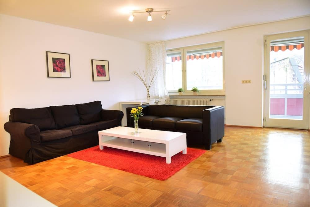City appartement (Steinstraße 21) - Woonkamer