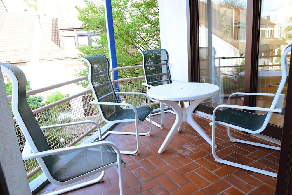 City appartement (Akademiestraße 18) - Balkon