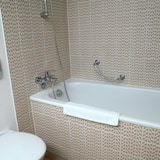 Apartment (Single use) - Deep Soaking Bathtub