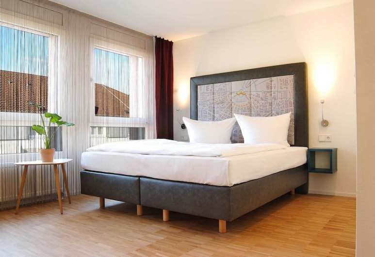 SEEGER Living Premium Downtown, Karlsruhe, Premium Apartment, Room