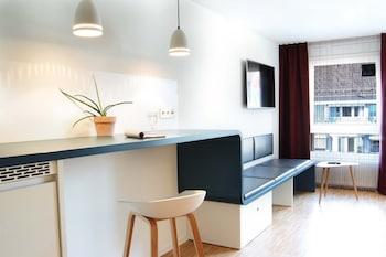 Image de SEEGER Living Premium Downtown à Karlsruhe