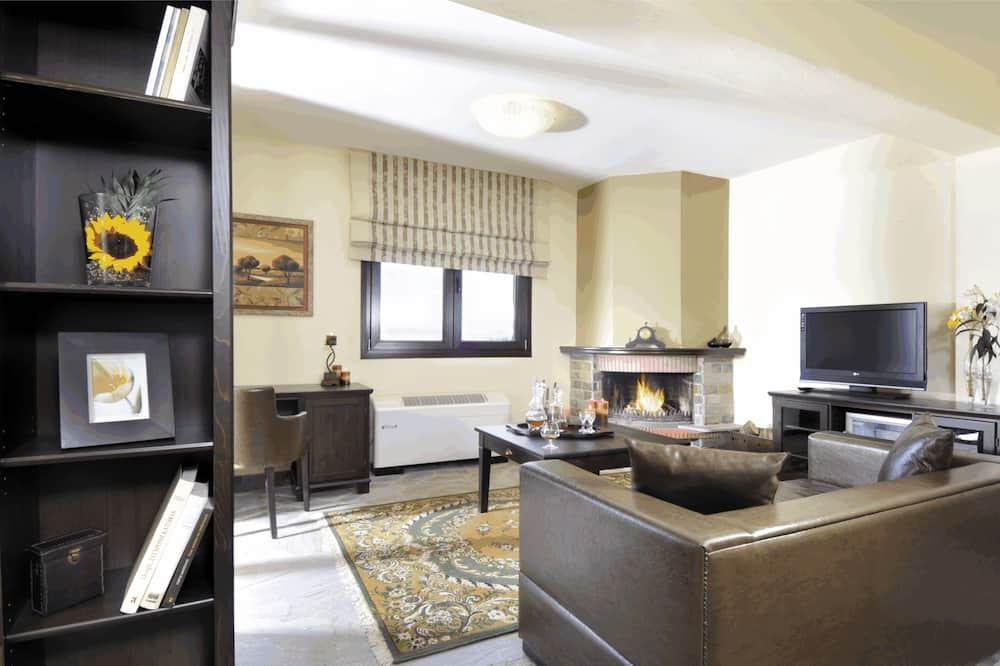 Villa Deluxe - Sala de estar