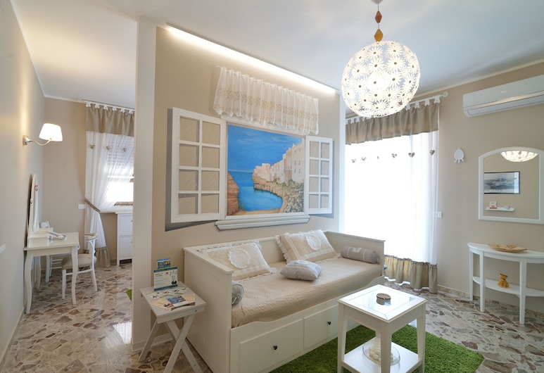 Dimora Pascali, Polignano a Mare, Suite, Balcony, Guest Room