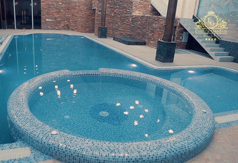 Hotel Emir's Garden, Buhara, Beltéri medence