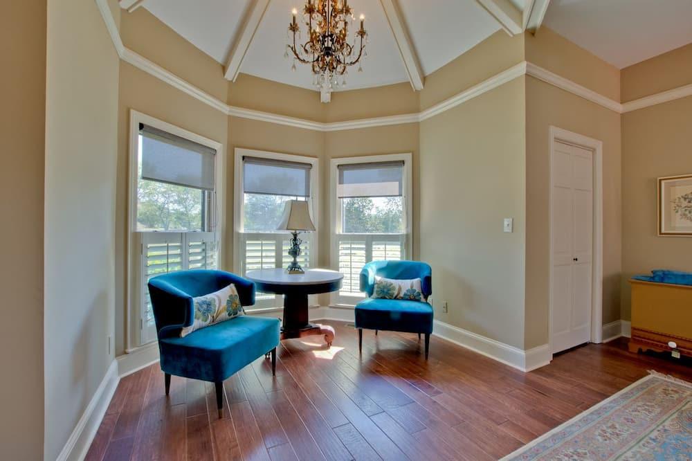 Dom, 5 spální, vaňa (Apperson House - Downstair) - Obývacie priestory
