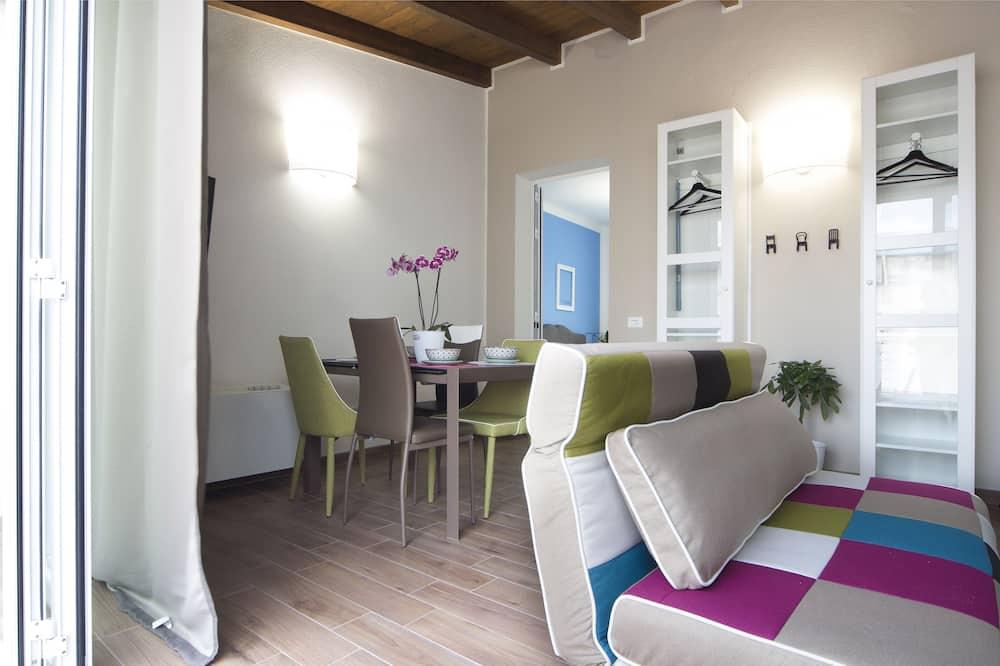 Appartamento familiare, terrazzo (Boreale) - Area soggiorno
