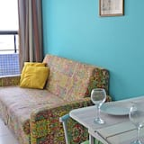 Comfort Apartment, 1 Bedroom, Non Smoking - Living Area