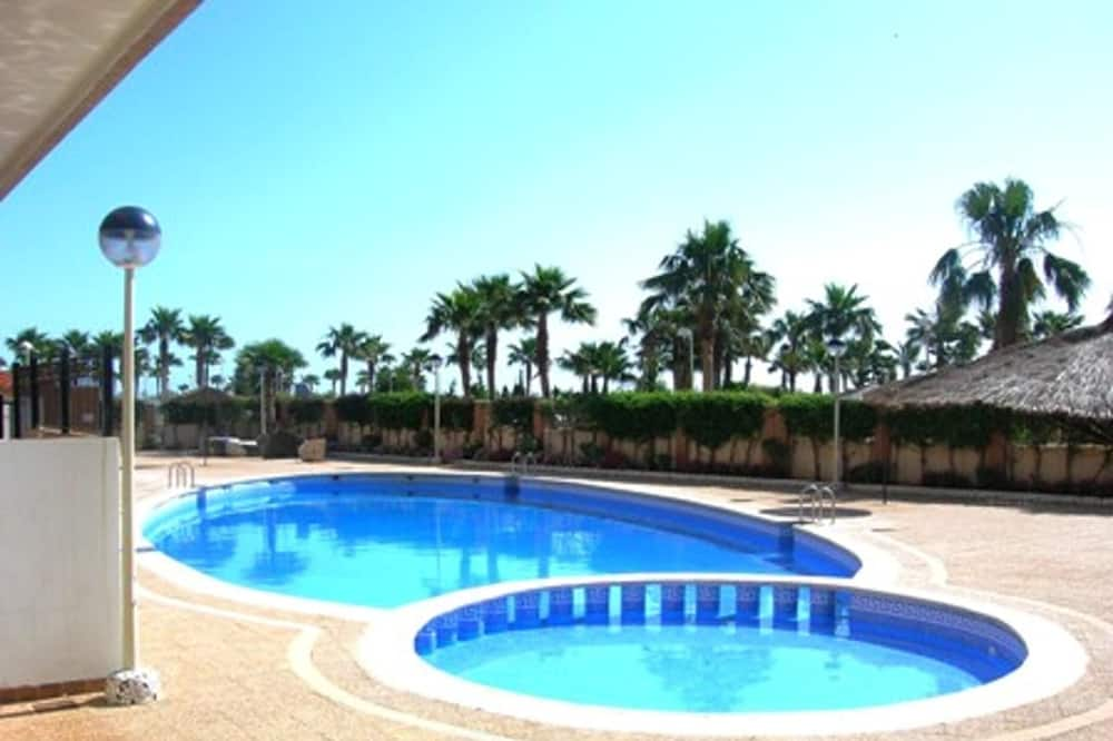 Apartment With 2 Bedrooms in Orpesa, With Wonderful sea View, Shared Pool, Enclosed Garden - 100 m From the Beach