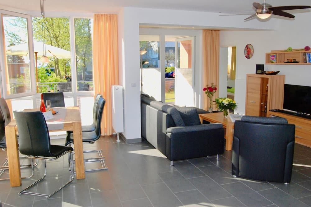 Apartment (incl 95€ cleaning and 12€ service fee) - Bilik Rehat