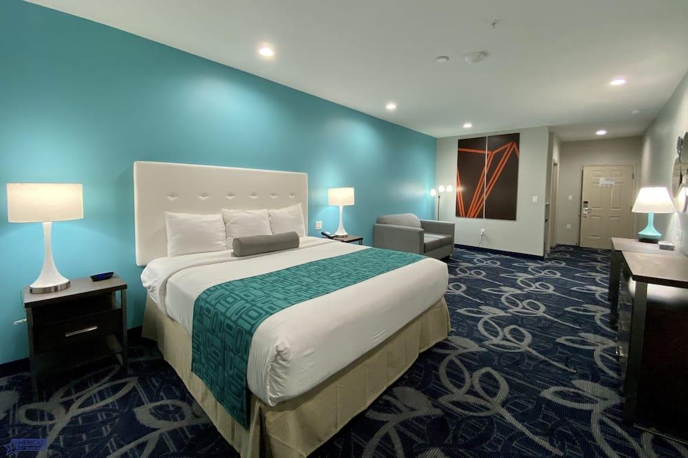 Habitación, 1 cama King size, para fumadores - Imagen destacada