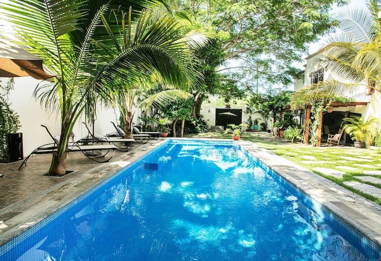 Villas Parota, Nuevo Vallarta, Villa Siempre Viva, Taras/patio