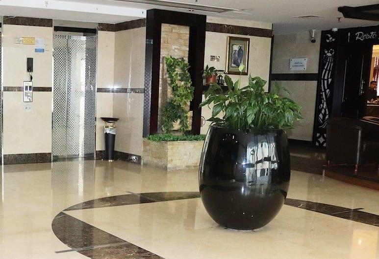 Signature Inn Deira, Dubai, Reception