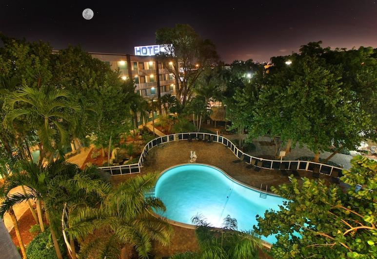 Fort Lauderdale Grand Hotel, Fort Lauderdale, Outdoor Pool