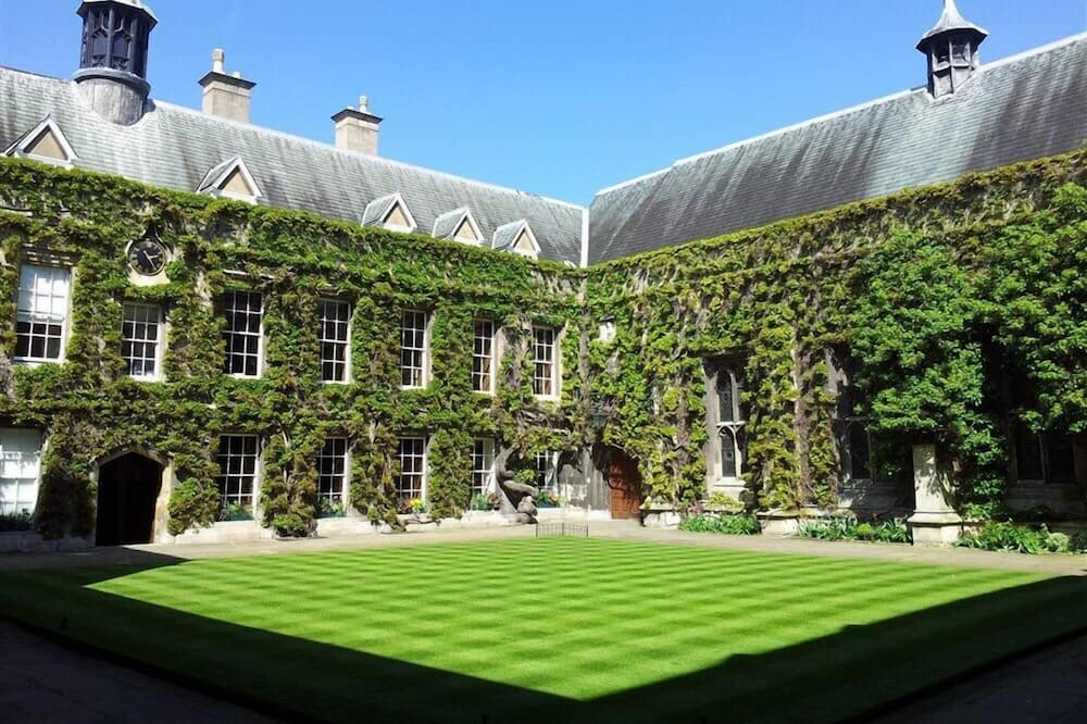 University of Oxford, Lincoln College, Oxford