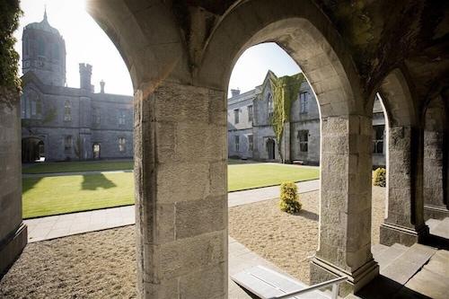愛爾蘭國立大學高威分校酒店/