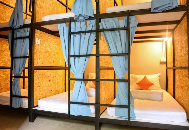 Sleepy Station - Hostel, Karon, Mixed Dormitory , Guest Room