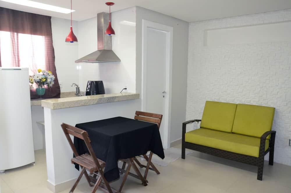 Flat - Ruang Tamu
